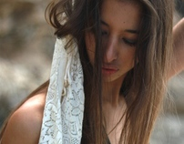 Scarf Fashion Shoot