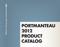 Student Work: Portmanteau 2012 Catalog