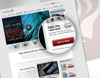 NewBlue's Titler Pro Marketing