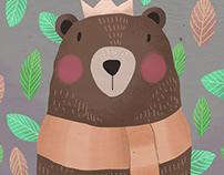 Personal Children illustration style