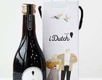 Bottle Package, Reward Coupon, Envelope / iDutch