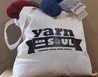 Brand Design | Yarn and Soul