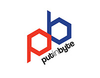 Put in Byte Logo and Branding