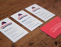 American Pet Nutrition Business Card & Letterhead