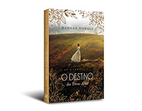 """Cover design of """"O destino das Terras Altas"""""""