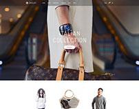 Chelsy - Modern eCommerce Website