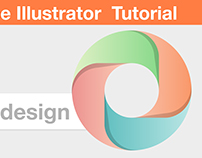 Logo design Adobe Illustrator tutorial