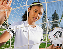 Nike GEAR UP Photo Campaign
