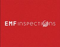 EMF inspections - Branding and Website