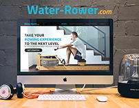 Landing Page - Water-Rower.com