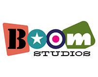 Boom Studios Corporate Identity