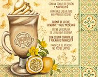 Carta de chocolates - La Plaza de Andrés y Corona