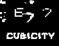 Cubicity Font
