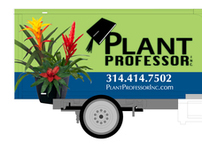 Plant Professor Truck Graphics