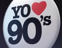 Yo Amo Los 90's / Opening Titles