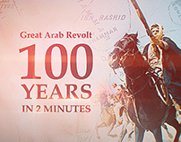 Great Arab Revolt: The Story