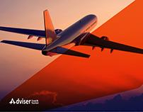 Adviser travel&tourism identity