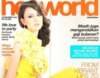 Her world Magazine -Desember 2011-