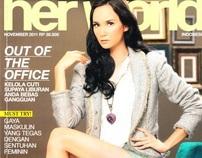 Her world Magazine -November 2011-