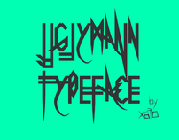 Uglymann Typeface
