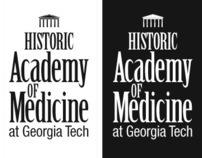 Academy of Medicine logo