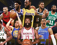 QI Basket : NBA Preview 2018