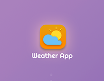 Weather App | Redesign Concept
