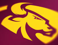 CMU athletics rebranding