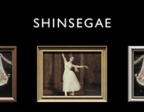 SHINSEGAE Christmas Media Facade 2019