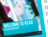 Kendall College of Art and Design Website