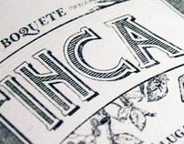 Finca El Salto | hand-drawn letterhead