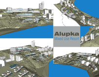 Alupka Mixed Use Resort