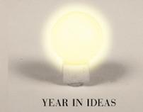 New York Times Magazine Cover Illustration