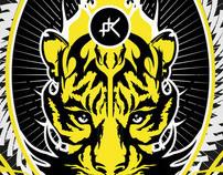 Harimau Malaya Shirt Design