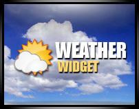 Weather Widget - GBS HD Box