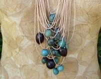 Seed Long Necklaces.