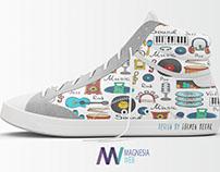 Sneaker Ayakkabı Tasarımı
