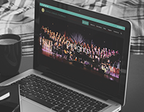 TURTLE CREEK CHORALE WEB DESIGN