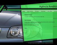 Agência Américo site