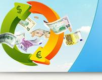 Webmoney lending service