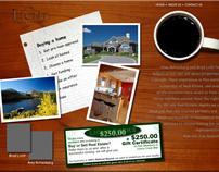Background Image for Real Estate Website