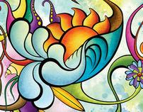 Surf Art - Ilustrações