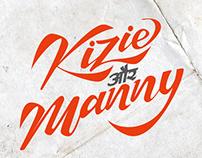 Kizie aur Manny Logo