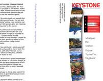 Rental Property Brochure Mailer for real estate agent