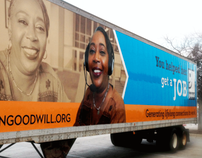 Goodwill Truck Wraps
