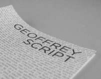 GEOFFREY SCRIPT