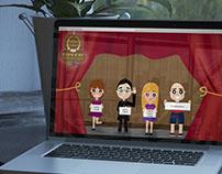 Sitio web Concejo Kids - Itagüí