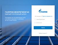 Gazprom (UX/UI) soon 2017