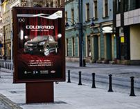 Chevrolet Colorado (for Peninsular Malaysia)