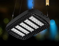 Alfa Led High Bay Led Industrial Light